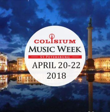 Colisium Music Week 2018