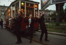 «Джазовый трамвай» в Петербурге