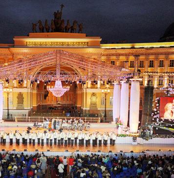Джазовые концерты на День Петербурга