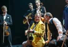 «Онегин-блюз» на Sochi Jazz Festival