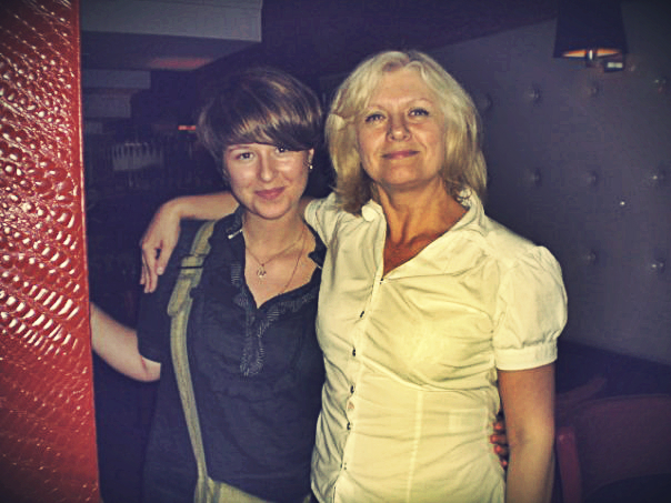 Марина Волкова и Ирина Родилес