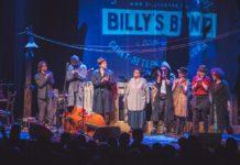 Музыкальные спектакли Billy's Band
