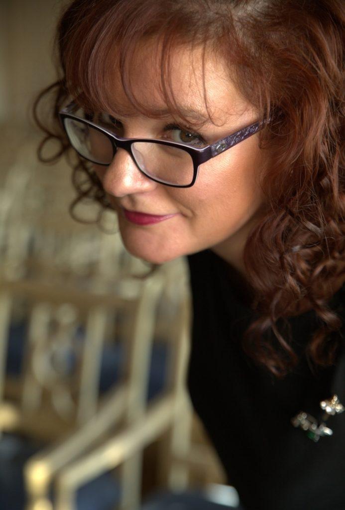 Пианистка Марина Рыбакова