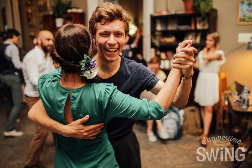 Мастер-классы по танцам от школы Summertime swing