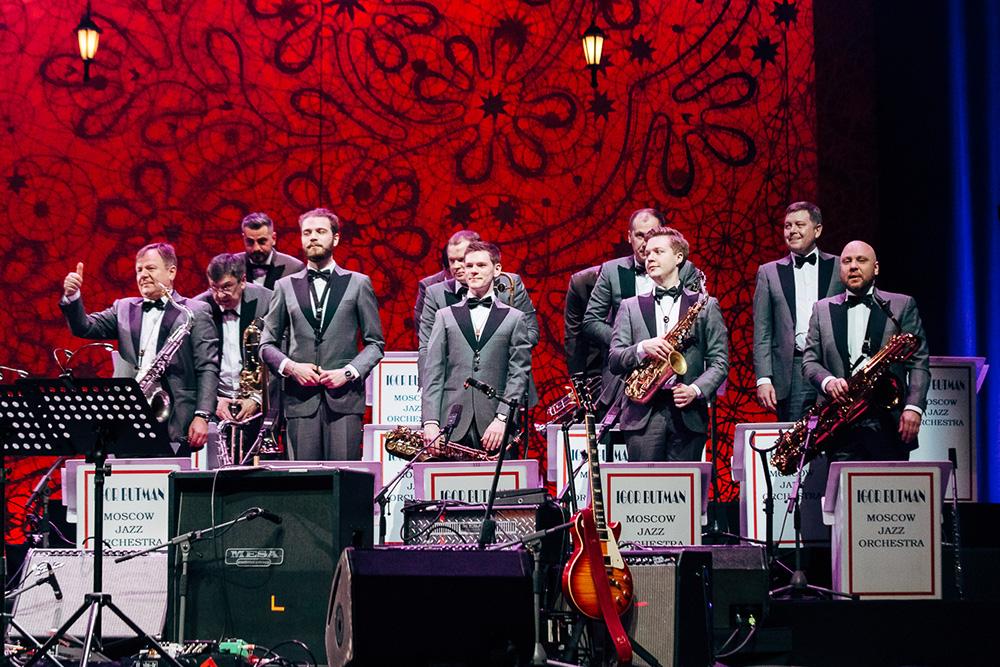 Московский джазовый оркестр Игоря Бутмана 17 ноября на Гала-концерте Jazz Across Borders 2019 с программойElla Fitdzgerald. Now and then!