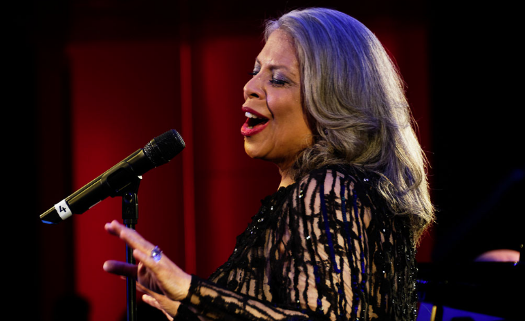 Патти Остин (Patti Austin) 17 ноября на Гала-концерте Jazz Across Borders 2019 с программойElla Fitzgerald. Now and then