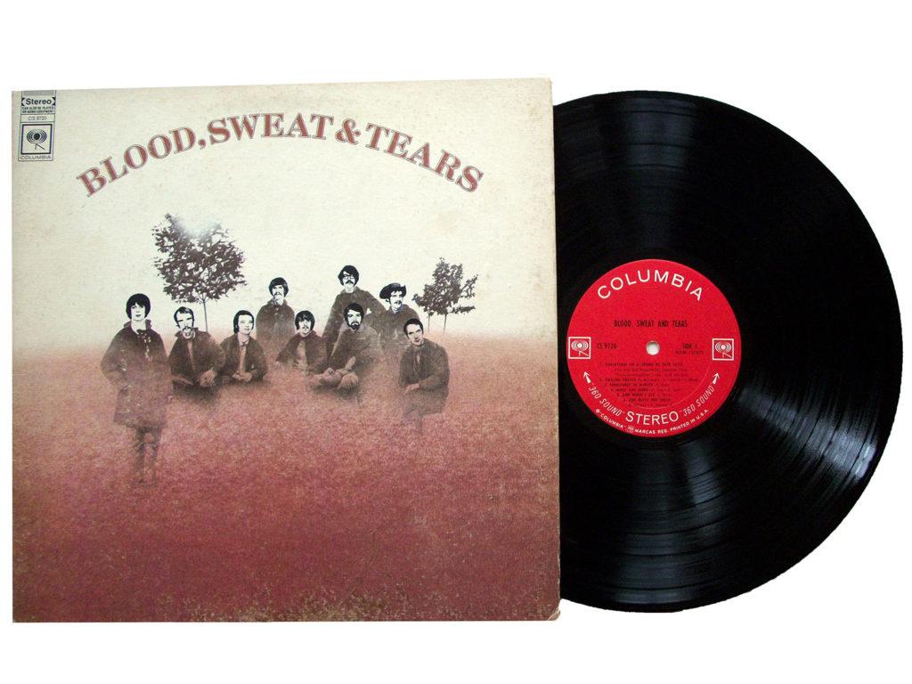 Лучшие фьюжн альбомы: Blood, Sweat & Tears - альбом Blood, Sweat & Tears