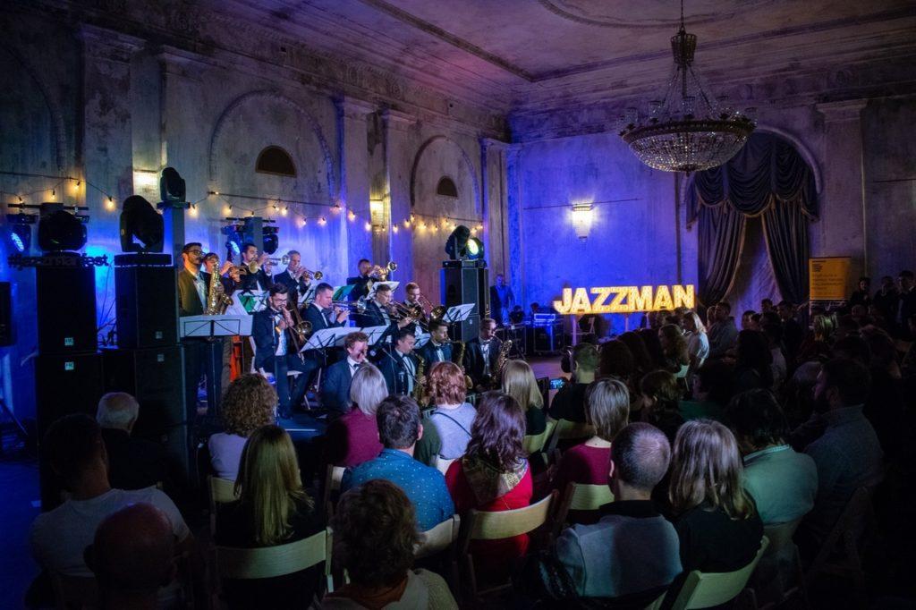 Купить билеты на фестиваль JazzMan Fest 2019 в особняке Пальма 9 марта в Санкт-Петербурге