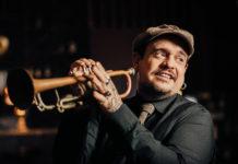 Новый альбом Jazzman группы Sweet Hot Jazz Band - Вова Чё Морале