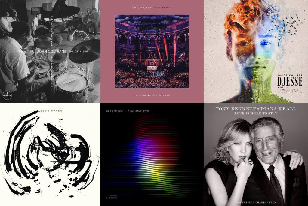 Лучшие джазовые альбомы 2018 года