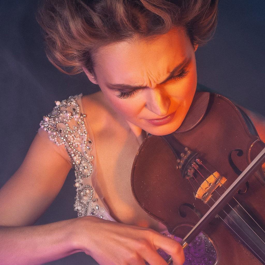Евгения Зима - о шоу «Вивальди. Любовь и смерть в Венеции»