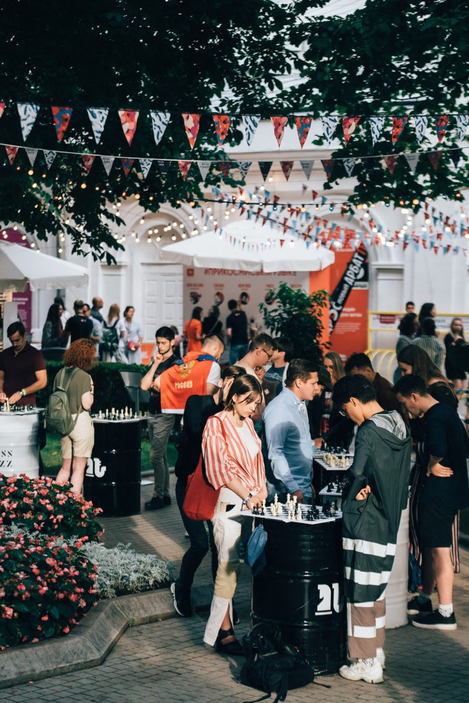 Фестиваль Chess & Jazz 2019 примет в саду Эрмитаж Gregory Porter и GoGo Penguin