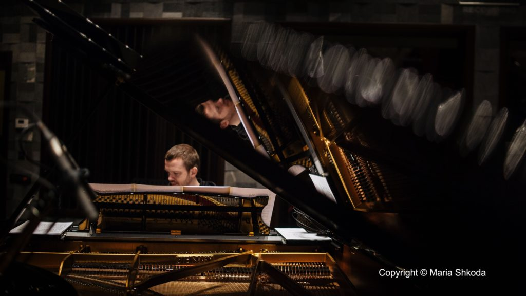 Evgeny Ponomarev Quartet - альбом N.N.Song