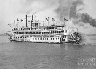 История Джазовых пароходов