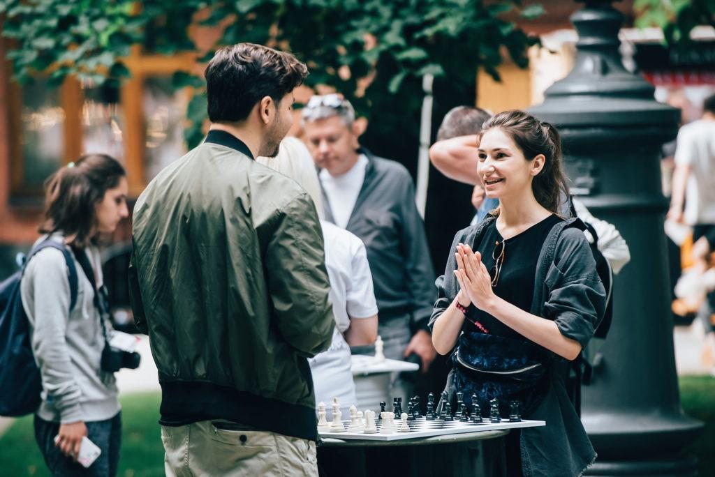 Чем заняться на фестивале Chess & Jazz?
