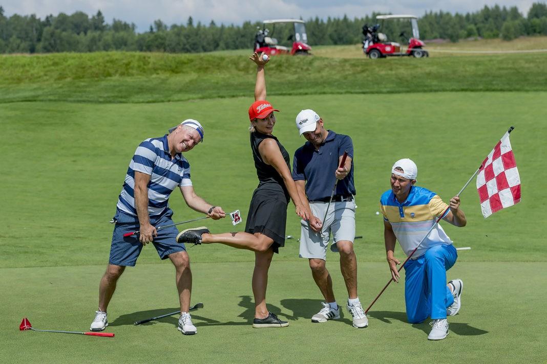 Турнир Golf&Jazz