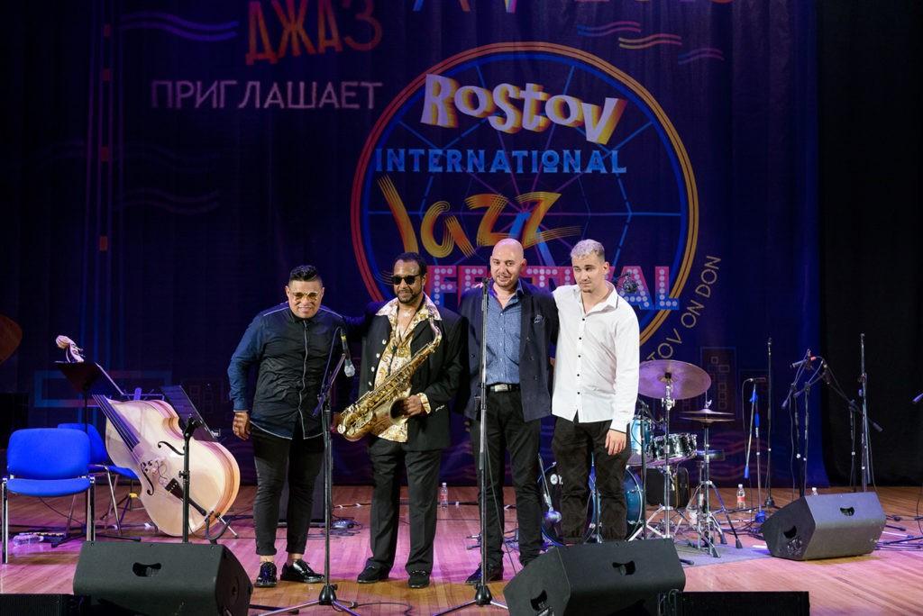 Фестиваль Ростовский джаз приглашает 2019