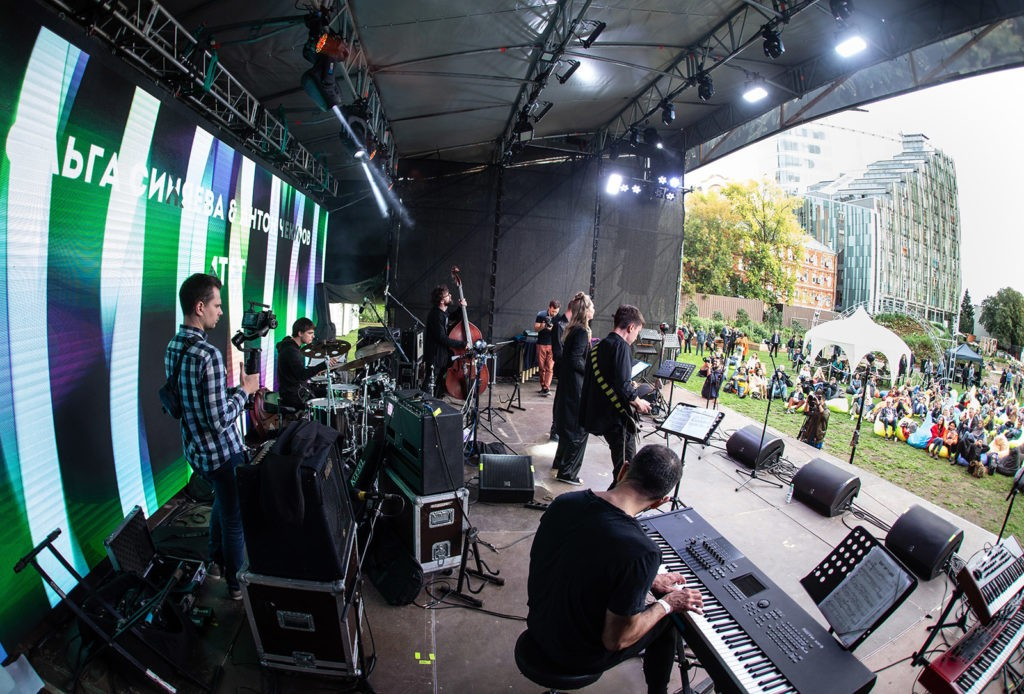 Первый опен-эйр фестиваль Клуба Алексея Козлова - обзор и фото | JazzPeople