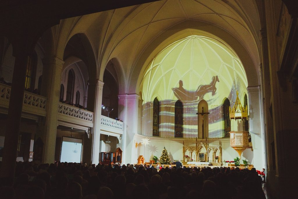 Классика и джаз. Щелкунчик — X Международный фестиваль «Дорога в Рождество».