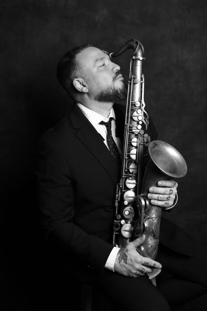 Денисом Пашкевичем — интервью JazzPeople