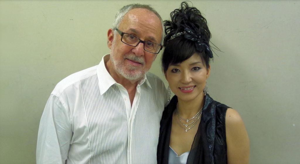 Кейко Мацуи и Боб Джеймс