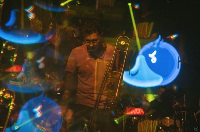 Антон Боярских, тромбонист, аранжировщик и автор проекта Dizzy Dutch Duck