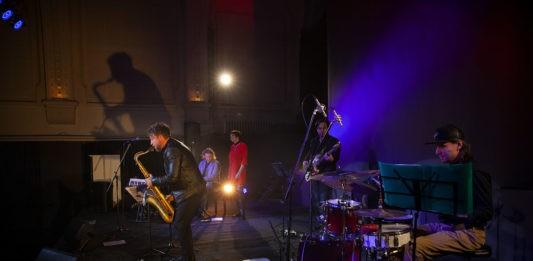 Концерт Intuitive Project в Петербурге: репортаж, фото   JazzPeople