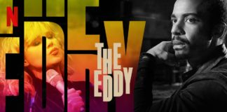 Сериал о джазе — Бар Эдди — Netflix 2020 1 сезон | JazzPeople