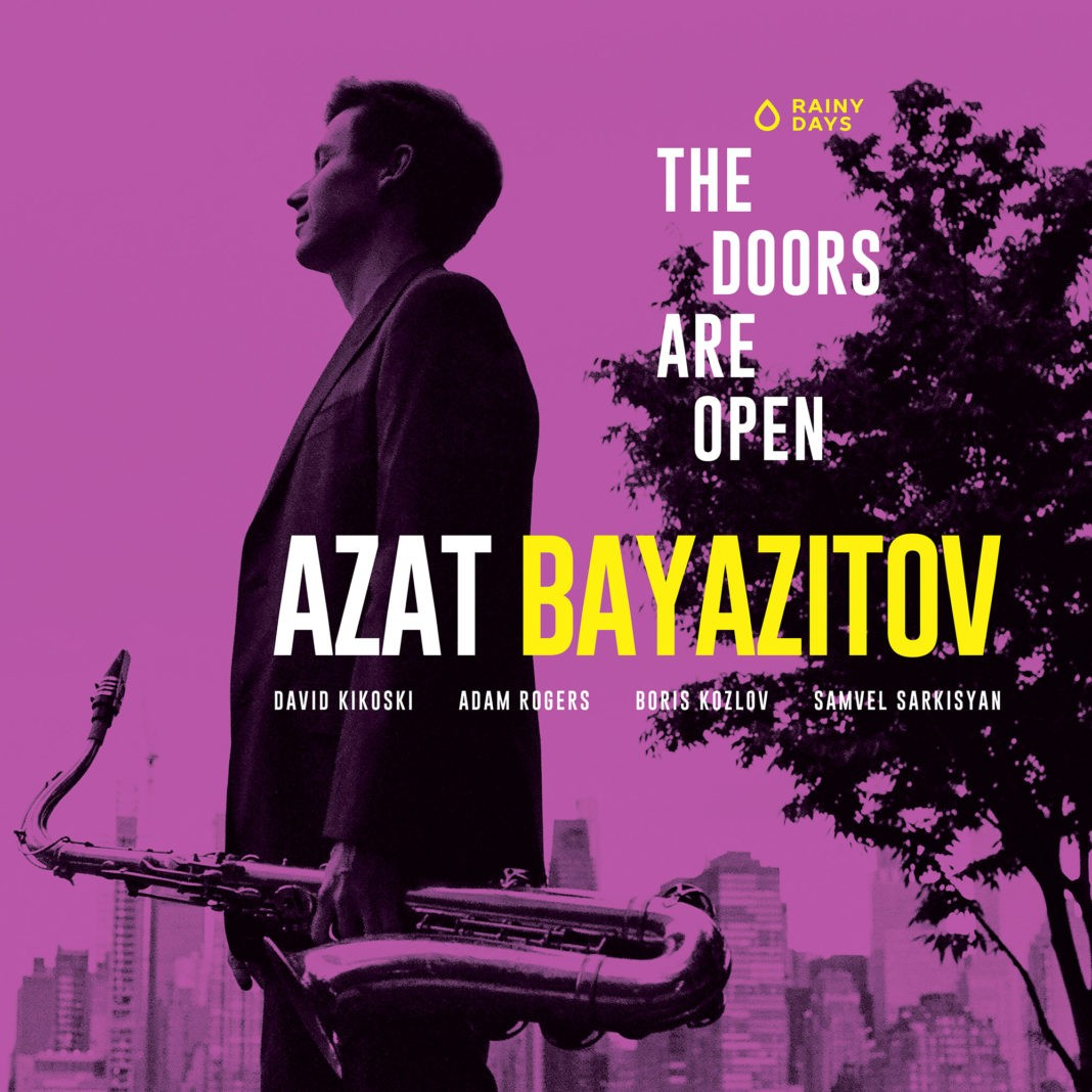 Азат Баязитов - альбом The Doors Are Open (2020)
