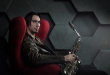 Саксофонист Никита Агафонов