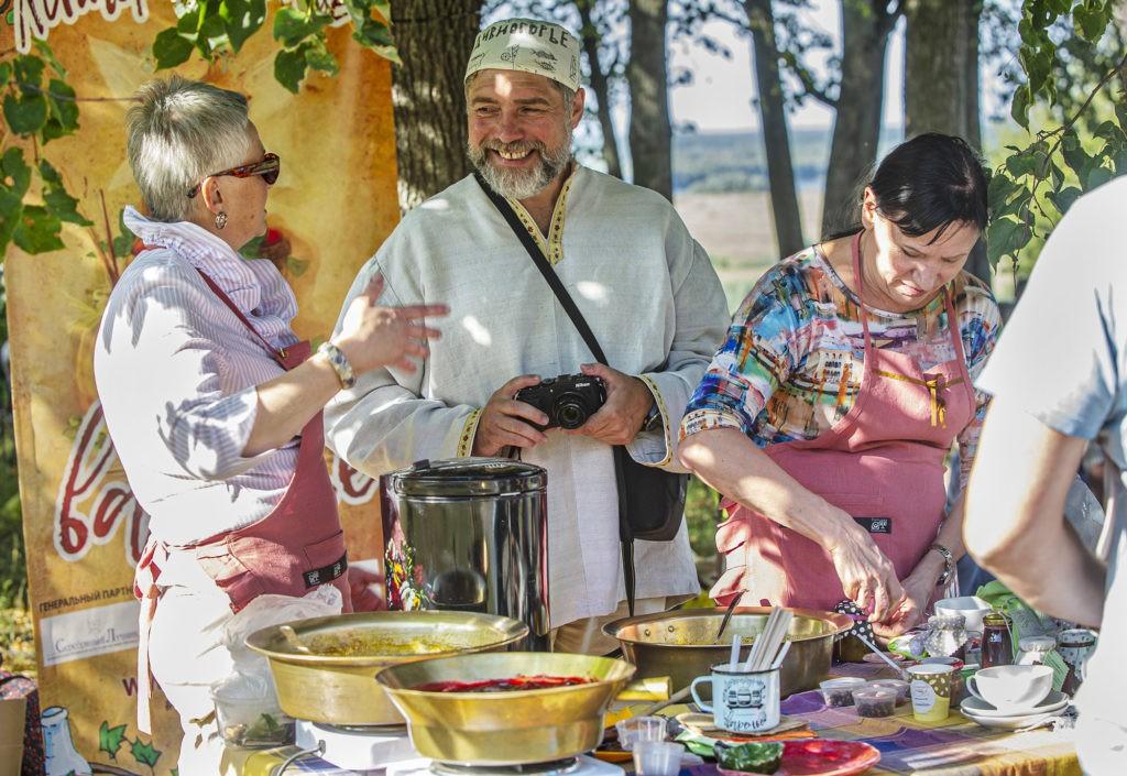 Первый фестиваль «ЕсенинJazz»