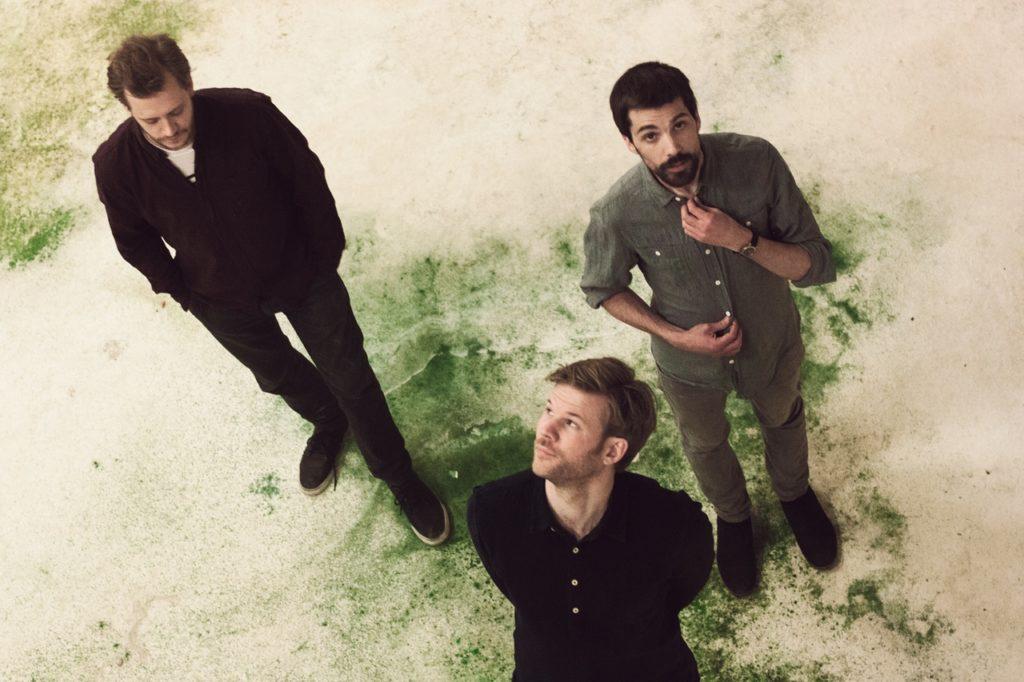 Jonas Cambien Trio / Трио Йонаса Камбьена
