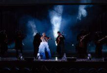 Евгения Зима – о шоу «Вивальди. Любовь и Смерть в Венеции»