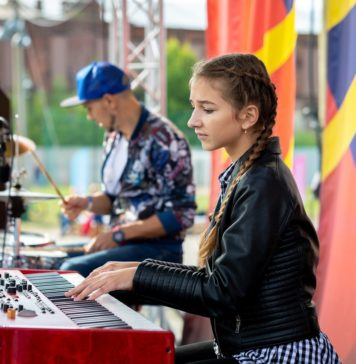 Запуск нового проекта «Джаз-детям» в Санкт-Петербурге