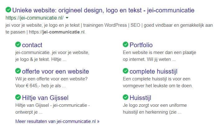 SEO-training - indexeren voor Google