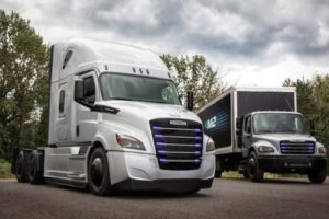 Daimler Trucks focust met E-Mobility Group op elektrische bedrijfswagens