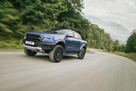 Ford Ranger Raptor pick-up straks ook leverbaar in Europa