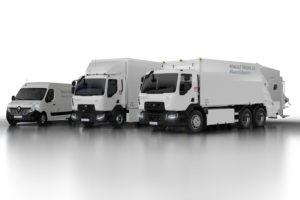 Renault heeft nu ook elektrische bedrijfswagens