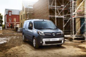 Renault Kangoo Z.E.: grotere actieradius en sneller opladen