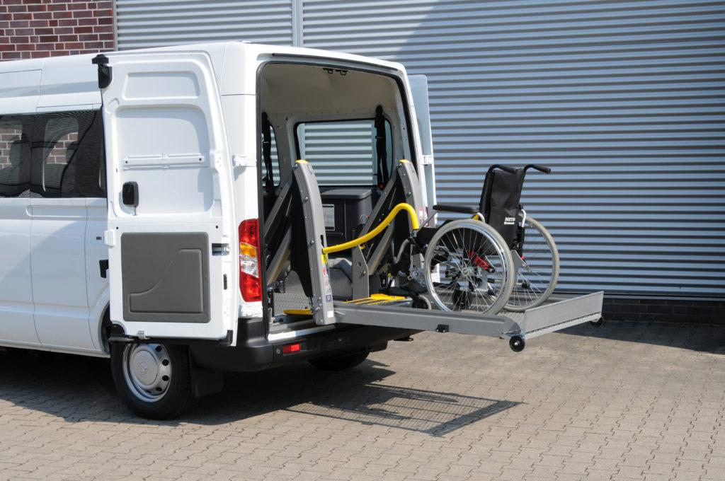 Een Elektrische Bestelwagen Uit China Jouwbedrijfswagen Helpt Je
