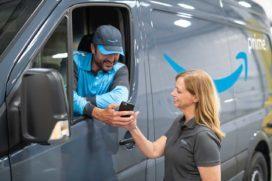 Bezorgdrones, vrachtvliegtuigen en nu ook 20.000 Sprinter-bestelwagens