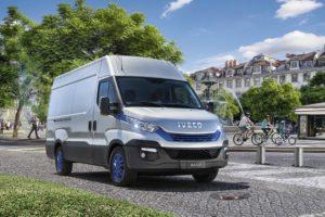 Iveco wil met bedrijfswagens impact op klimaat verkleinen