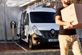 Vrijstelling C-rijbewijs elektrische bestelwagen uitgesteld