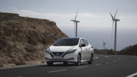 1.000 euro laadtegoed bij nieuwe Nissan LEAF
