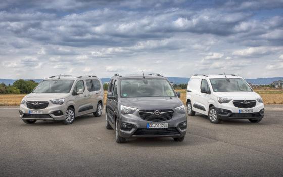 Opel Combo, Opel Combo Life & Opel Combo Life XL