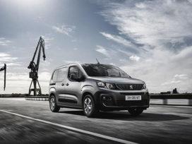 Nieuwe Peugeot Partner geeft camerabeeld van de blinde hoek