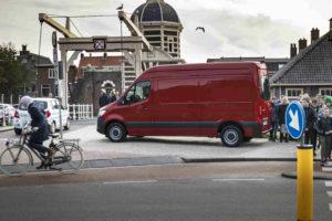 Nieuwe Sprinter: boordevol telematicasnufjes