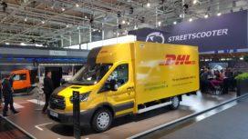 StreetScooter's elektrische bedrijfswagens nieuw in Nederland