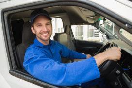 Bestuurder bedrijfswagen wil beloond worden voor goed rijgedrag