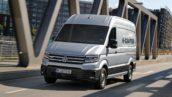 De Volkswagen e-Crafter gaat in première!